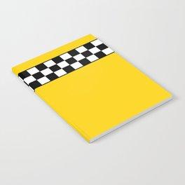 NY Taxi Cab Cosplay Notebook