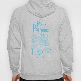 T Rex Patronus Hoody