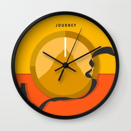 Journey - Game - Material Design Wall Clock