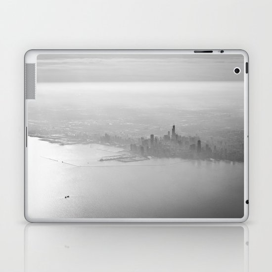 Chicago Skyline Laptop & iPad Skin