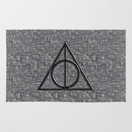 Deathly Hallows Rug