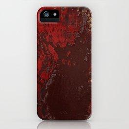 Hemochromatosis iPhone Case