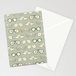 Vintage Glasses Stationery Cards