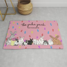 The Extended Puha Pack Rug