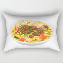 Soto Betawi Rectangular Pillow