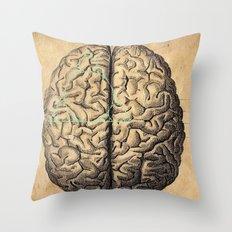 strength. Throw Pillow