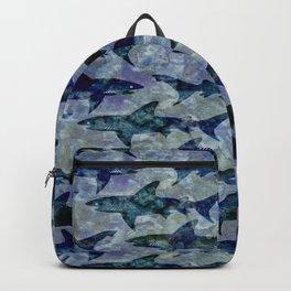 Deep Water Sharks Backpack