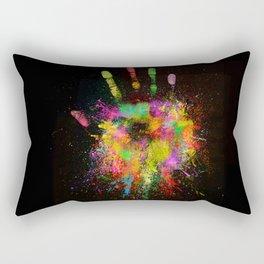 Artist Hand (1) Rectangular Pillow