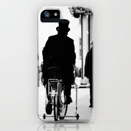 The magician iPhone Case