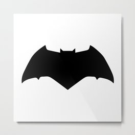 Bat Knight 3 Metal Print