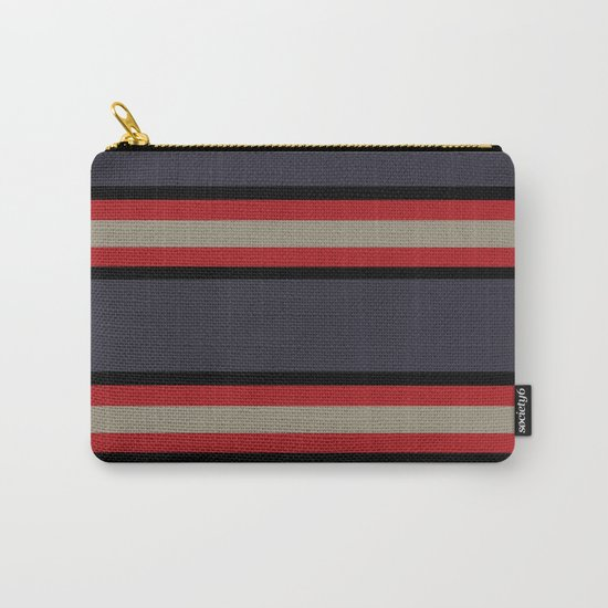 The Boldest Stripes, Carry-All Pouch