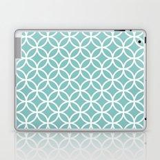 Circles Tiffany Laptop & iPad Skin