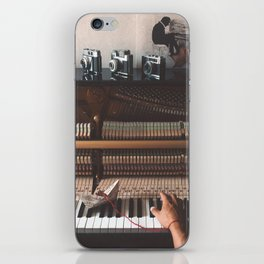 Music's Travel iPhone Skin