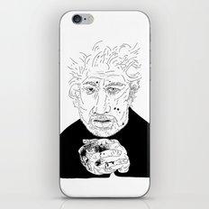 Michael Ondaatje iPhone & iPod Skin