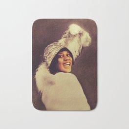 Bessie Smith, Music Legend Bath Mat