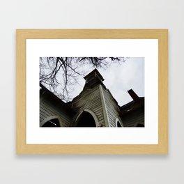 Bell Tower Framed Art Print