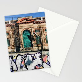 Overlapped Stationery Cards