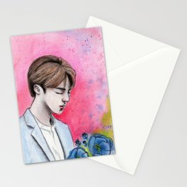 Jin | BTS Stationery Cards