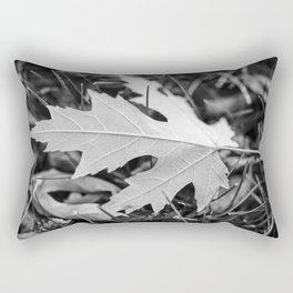 Fallen Autumn Leaves 3 Rectangular Pillow