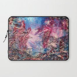Meet In The Middle Laptop Sleeve
