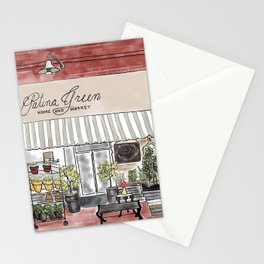 McKinney Square Shop Stationery Cards