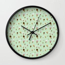 Screams! Wall Clock