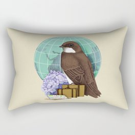 Little World Traveler Rectangular Pillow