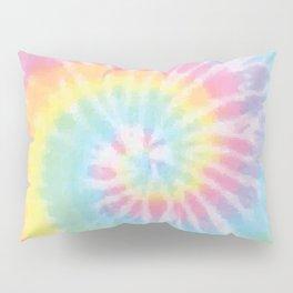 Pastel Tie Dye Pillow Sham