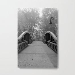 Heesakker Bridge Metal Print