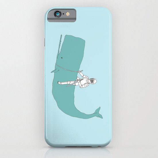 Save the whale iPhone & iPod Case