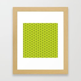 Kiwifruit Framed Art Print