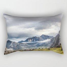 The Picos de Europa Rectangular Pillow