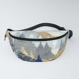 Forest Vista Fanny Pack