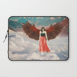 Lady of the Clouds Laptop Sleeve