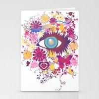 chelsea Stationery Cards featuring Chelsea by AURA-HYSTERICA