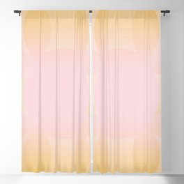 Sunrise Illumination Gradient Blackout Curtain