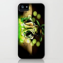 Witch Pinup iPhone Case