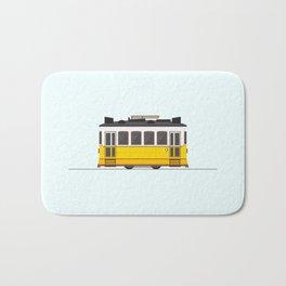 Lisbon 28 Tram Badematte