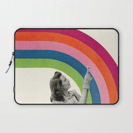 Paint a Rainbow Laptop Sleeve