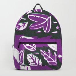 Hedgehog - Purple Palette Backpack