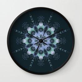 """""""Dream"""" mandala Wall Clock"""