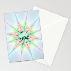 Sparkling Star Stationery Cards
