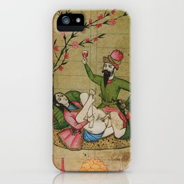 Kama iPhone Case