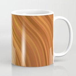 stripes wave pattern 1 eep Coffee Mug