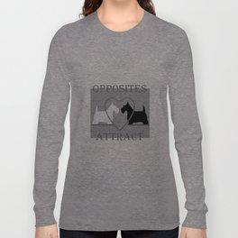 Scotty Dogs  Long Sleeve T-shirt