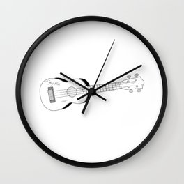 For Me Wall Clock