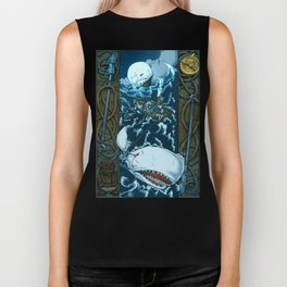 That Unsounded Sea Biker Tank