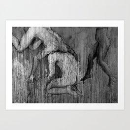 Caso III Art Print