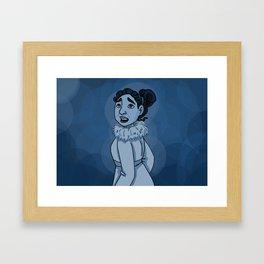 No One Else Framed Art Print
