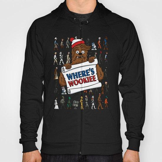 Where's Wookiee Hoody